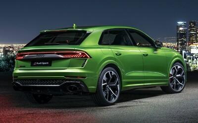 Šéfdesignér Audi tvrdí, že 23palcová kola jsou úplné maximum. Nic většího nemá na autech smysl