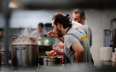 Šéfkuchár Oliver Vozárik: V predošlom podniku som si trochu uletel, robil som pyré z krvi so srdciami