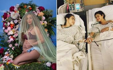 Selena Gomez a Beyoncé ovládly Instagram v roce 2017. Které příspěvky byly nejoblíbenější?