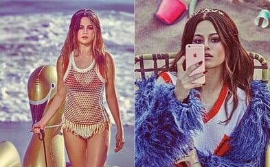 Selena Gomez je čím ďalej tým krajšia. Môžeš sa o tom presvedčiť na horúcich záberoch plných leta