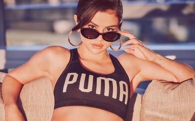 Selena Gomez musela vymazat fotografii po nákladech od fanoušků. Stojí za Taylor Swift, ne Kanyem Westem