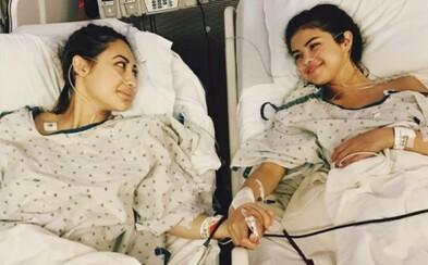 Selene Gomez darovala najlepšia kamarátka obličku, aby jej zachránila život. Speváčka ju potrebovala kvôli svojej diagnóze
