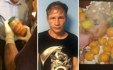 Selfie s odrezanými hlavami aj zavárané ľudské mäso. Ruská kanibalistická rodina sa priznala, že má na svedomí viac ako 30 obetí
