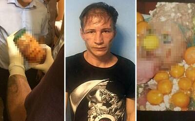 Selfie s odříznutými hlavami i zavařené lidské maso. Ruská kanibalistická rodina se přiznala, že má na svědomí více než 30 obětí