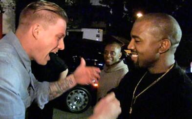 Sen sa stal skutočnosťou pre mladíka, ktorý na ulici rapoval Kanyemu. Yeezus mu totiž pomohol s jeho prvým albumom