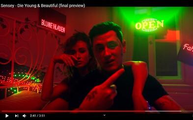 Sensey vydává psychedelický videoklip plný barevných světel, krásných žen a extáze