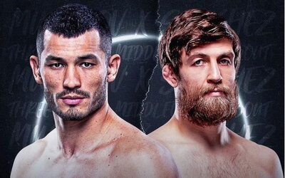 Senzace pro fanoušky MMA: Mahkmud Muradov a Conor McGregor budou bojovat na stejném turnaji!