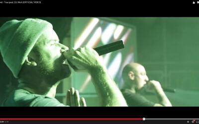 Separ a Boyband v novom klipe odhaľujú, ako to vyzeralo na ich spoločnej Tour