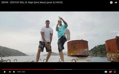 Separ a Majk Spirit hovoria v najnovšej skladbe o tom, akí sú a akí vždy boli. Vypočuj si druhú skladbu z albumu Pancier