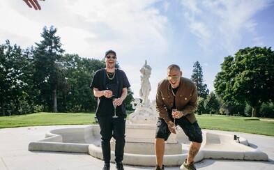 Separ a Radikal se přirovnávají k Drakeovi a Meek Millovi. Společnou skladbou zakopali hudební konflikt