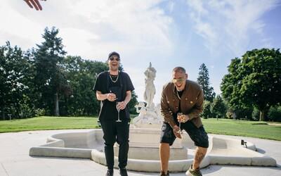 Separ a Radikal sa prirovnávajú ku Drakeovi a Meek Millovi. Spoločnou skladbou zakopali hudobný konflikt