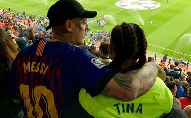 Separ a Tina se rozešli v lásce a míru: Ať nás čeká cokoliv, těšíme se na to a budeme to nadále prožívat spolu