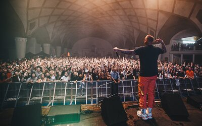 Separ by byl skladník a Strapo zmrzlinář. Co by dělali rapeři, kdyby nebyl hip hop?