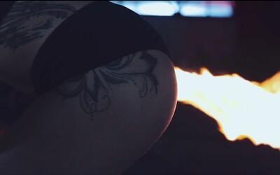 Separ, DJ Wich, Paulie Garand, prdele a skateboardy v plamenech. To vše v novém videoklipu