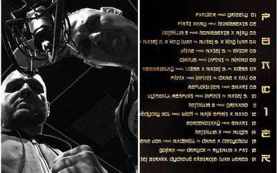 Separ predstavuje tracklist k albumu Pancier. Tešiť sa môžeš na spolupráce s Rytmusom, Speezym, Kalim, Ektorom a mnohými ďalšími