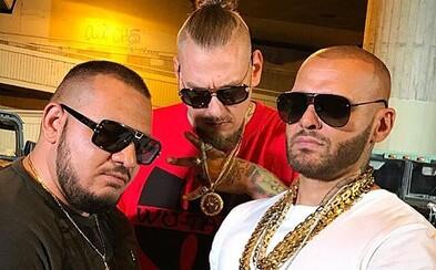 Separ, Rytmus a P.A.T. sú godzilly v prísnom uličnom videoklipe na banger z albumu Pancier