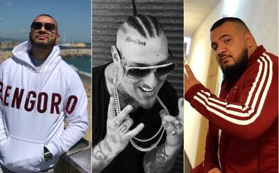 Separ, Rytmus aj raperka Sima sú hosťami na albume Franto. Počúvaj ukážky všetkých skladieb