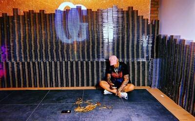 Separ svůj osobní rekord v prodejích s albem OG kvůli pandemii nepřekonal. Kolik kusů prodal?