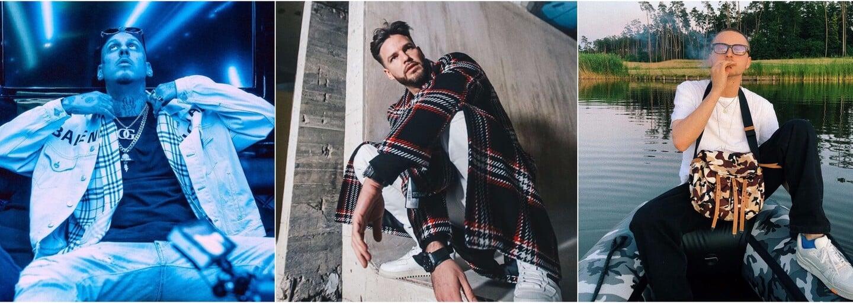 Separov outfit za 5 000 € sme vyskladali z lacnejších alternatív. Takto by sa obliekali slovenskí raperi, keby sa uskromnili