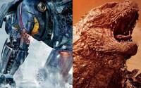 Sequely filmov Godzilla a Pacific Rim majú oficiálne názvy! Kedy dorazia do kín?