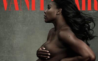 Serena Williams pred kamerou zapózovala takmer nahá. Podľa ľudí je však nechutná a fotky si mohla odpustiť