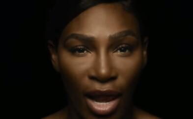 Serena Williams sa v krátkom videu objavila nahá