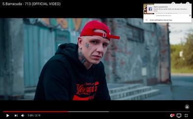Sergei Barracuda překvapuje vydáním nového projektu 713 a zároveň představuje i titulní videoklip přímo z místa činu, Ostravy