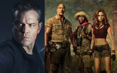Séria o Jasonovi Bourneovi dostane vlastný seriál a z Jumanji bude trilógia