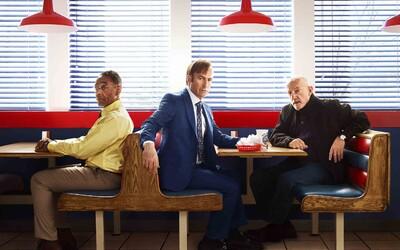 Seriál Better Call Saul by mohl dle záporáka Guse definitivně skončit šestou sérií