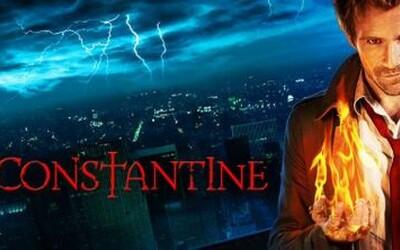 Seriál Constantine sa predstavuje prvým trailerom