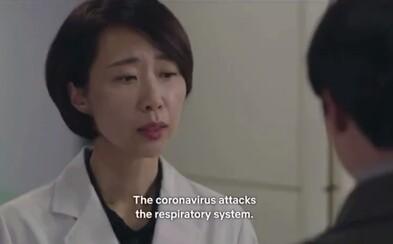 Seriál na Netflixe predpovedal pandémiu koronavírusu už v roku 2018