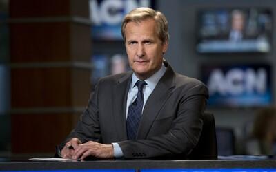 Seriál Newsroom ze zákulisí zpravodajství tě strhne skvělými postavami i špičkově propracovanými epizodami