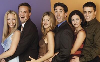 Seriál Přátelé se po 25 letech vrátí v hodinové speciální epizodě