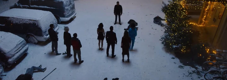 Seriál Sense8 od Netflixu a autorov Matrixu láka na blížiaci sa dvojhodinový vianočný špeciál strhujúcim trailerom