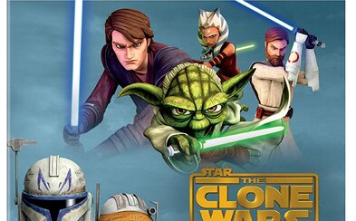 Seriál Star Wars: Clone Wars hlási svoj návrat! Vo famóznej upútavke privítame Ahsoku, Anakina, Obi-Wana a ďalších hrdinov