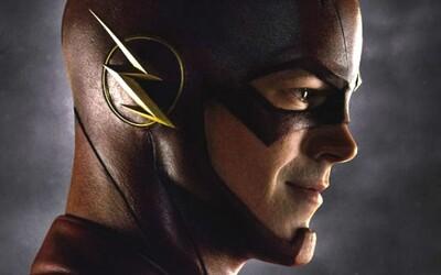 Seriál The Flash s prvým exkluzívnym trailerom!