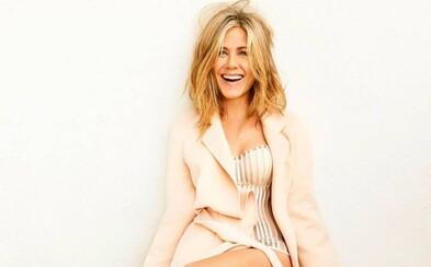 Seriálová Rachel v únoru oslavila 48 let. Svojí postavou, vlasy a pletí by se však mohla rovnat pětadvacítce