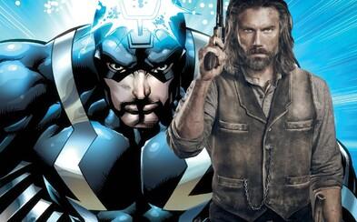 Seriáloví Inhumans majú šéfa. Hrdinom s extrémne ničivým hlasom Black Boltom sa stáva charizmatický Anson Mount, hviezda Hell on Wheels