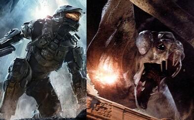 Seriálovú adaptáciu kultovej videohry Halo nám doručí režisér Zrodenia Planéty opíc a tvorcovia už pripravujú 4. diel Cloverfieldu