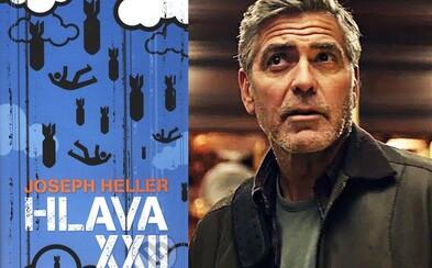 Seriálovú Hlavu 22 pod taktovkou Georgea Clooneyho prinesie streamovacia služba Hulu. Kedy uvidíme novú adaptáciu knihy od Josepha Hellera?