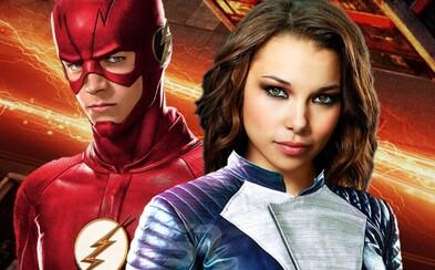Seriálový Flash bude proti novej hrozbe bojovať po boku svojej dcéry z budúcnosti