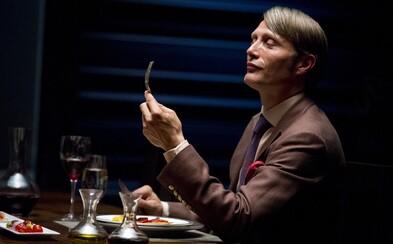Seriálový Hannibal po troch sériách zrušený