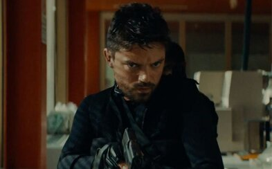 Seriálový Preacher sa v akčnom thrilleri predstavuje ako agent, ktorý ide neľútostne po krku medzinárodnej teroristickej organizácii
