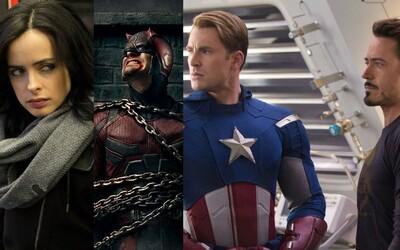 Seriálový svet MCU: Zákopová vojna v Marvel, alebo prečo neuvidíme Daredevila vo filmoch a o čom bude The Defenders?