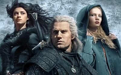 Seriálový The Witcher je podľa IMDb rovnako dobrý, ako doteraz najväčšie hity z originálnej produkcie Netflixu