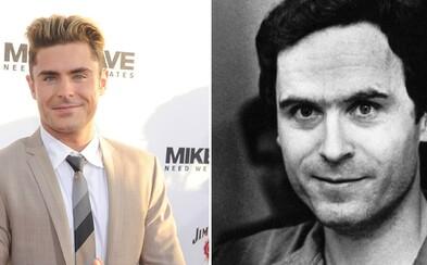 Sériového vraha Teda Bundyho, ktorý zavraždil a znásilnil cez 30 mladých žien si v pripravovanom filme zahrá Zac Efron