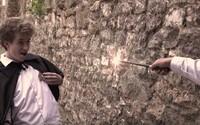 Sesílej kouzla jako Harry Potter. Interaktivní hůlka od Slováků chystá revoluci v hraní si na kouzelníky