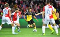 Sešívaní prohráli v prvním domácím zápase Ligy mistrů v Edenu proti Borussii Dortmund 0:2