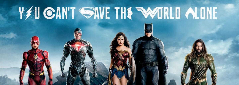 Šestica nových plagátov z Justice League oznamuje, že finálny trailer dorazí už túto nedeľu