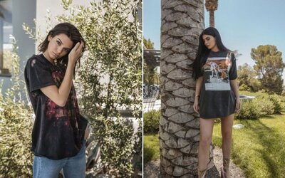 Sestry Jennerovy prodaly jen dvě trička s Tupacem, za která čelí žalobě. Kontroverzní kolekce obsahovala také jejich podobiznu